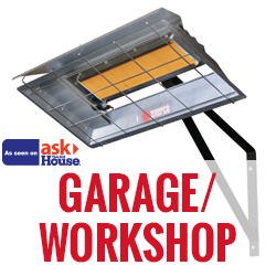 Heatstar Garage Workshop Heaters