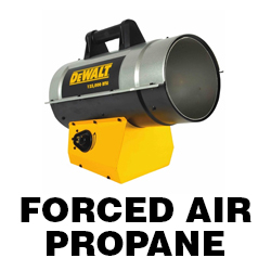 DeWALT Forced Air Propane Heater Manual