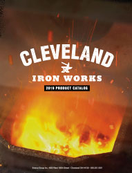 Cleveland Iron Works Catalog