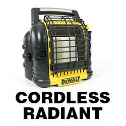 DeWALT Cordless Radiant Manual