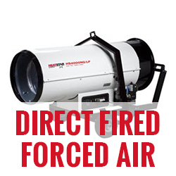 Heatstar Direct Forced Air