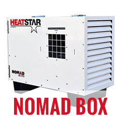 Heatstar NOMAD Box Heater