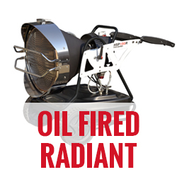 Heatstar Oil Fired Portable Radiant