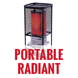 Heatstar Portable Radiant Heaters