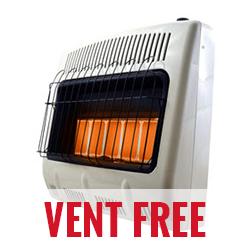 Heatstar Vent Free